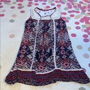 Women's Soft Flowy Dress